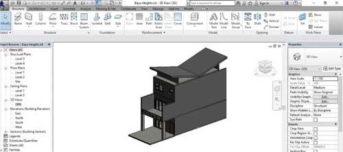Autodesk Revit - Architecten software